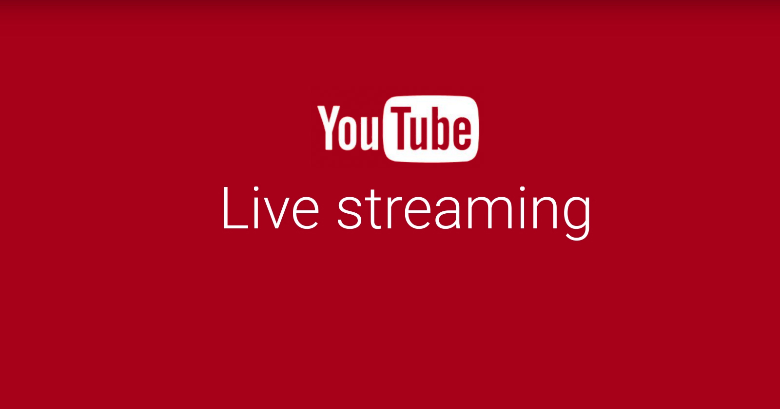 youtube live calendrier et replay lepoissonrouge le blog